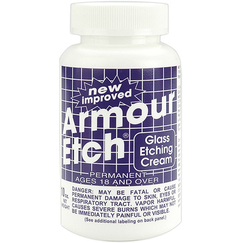 Armour Etch Cream, 10-Ounce Multi-Colored