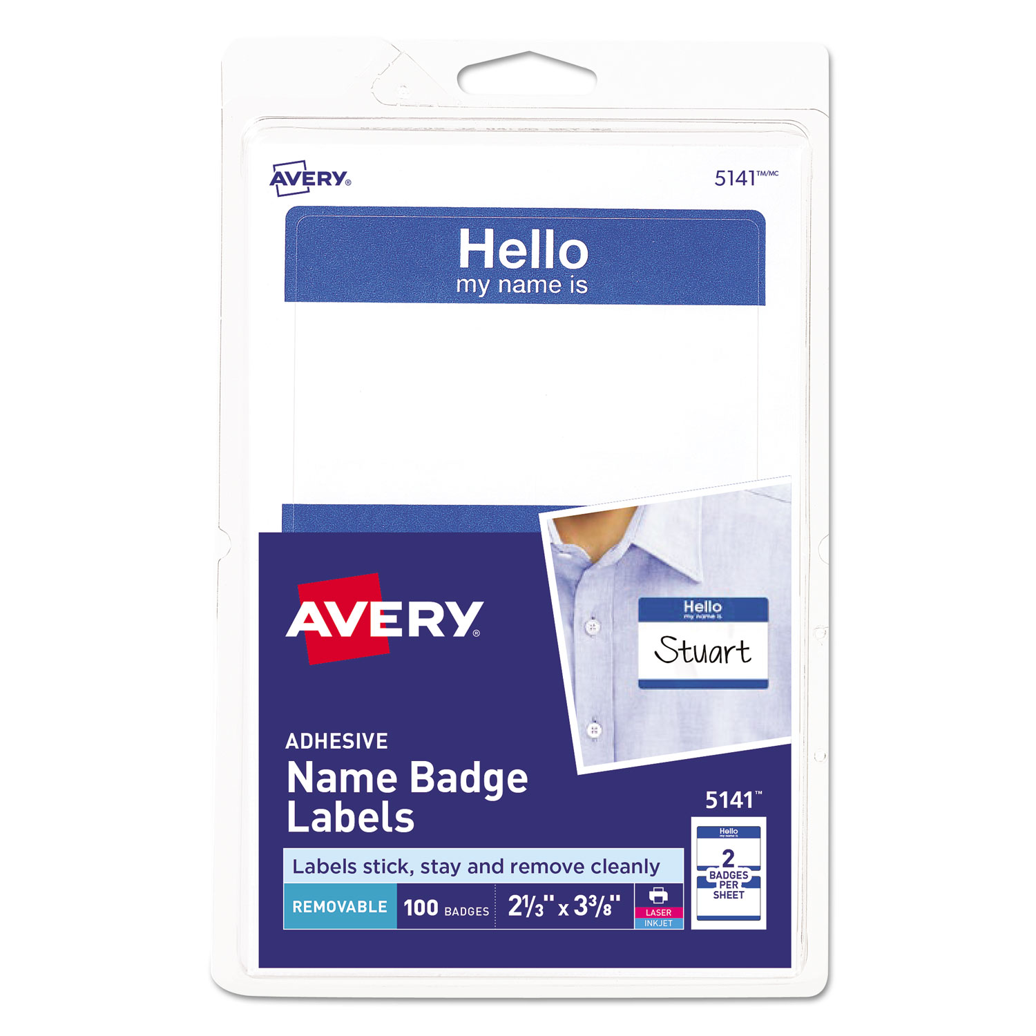 100 template name badges hanging styleprint or write name template name badges avery template 5392 image collections templates design ideas pronofoot35fo Gallery