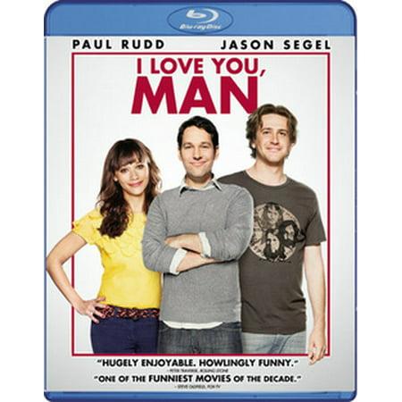 I Love You, Man (Blu-ray) (Indie I Love You Halloween)