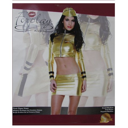 Forplay Womens 'First Class Vixen' Halloween Costume](Forplay Com Halloween Costumes)