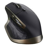 Logitech MX Master Wireless Mouse w/ Darkfield Laser Tracking (Right-Handed)