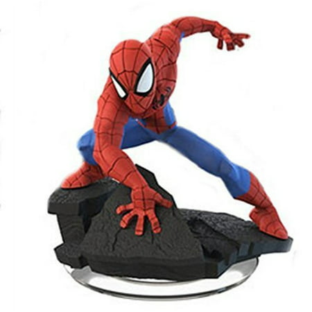 Disney INFINITY: Marvel Super Heroes (2.0 Edition) Spider-Man Figure - No Retail Packaging - Yellow Spiderman