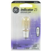 GE 25-Watt T7 Appliance Light Bulb, 1-Pack