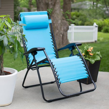 International Caravan Lounge (Caravan Sports Zero Gravity Sling Lounge Chair )