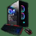 iBUYPOWER Gaming Desktop (Ryzen 7 / 16GB / 480GB SSD / 8GB Video)