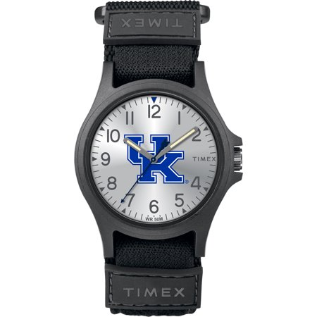 Wildcats Watch - Timex - NCAA Tribute Collection Pride Men's Watch, University of Kentucky Wildcats