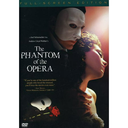 Phantom Of The Opera ( (DVD)) - Phantom Of The Opera Halloween Theme