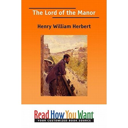 The Lord Of The Manor - eBook - Lord Of The Manor Gifts
