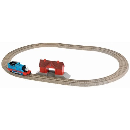 Thomas the Train: TrackMaster Maron Station Starter SetThomas can either chug around the track or stop at the station for special deliveries By FisherPrice