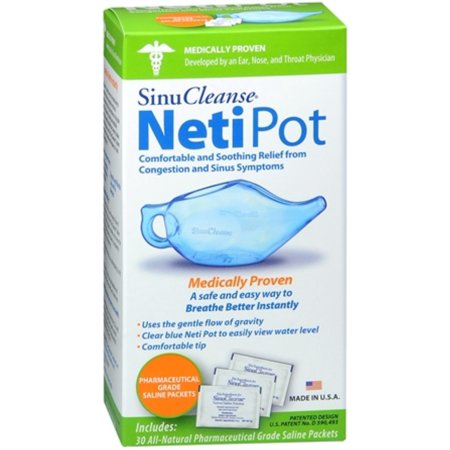 SinuCleanse Neti Pot 1 Each (Pack of 3)
