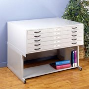 Studio Designs Flat File with Optional Stand