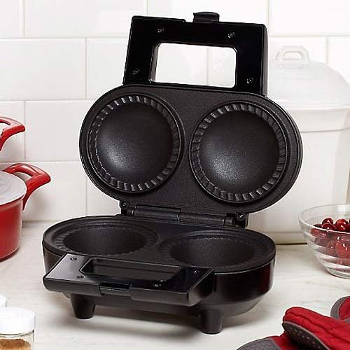 Pie Maker Black, Reversible pastry cutter, cuts both top ...