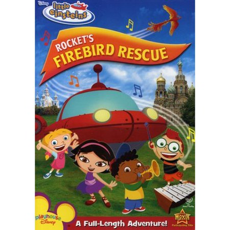 Disney's Little Einsteins: Rocket's Firebird Rescue (Full Frame)