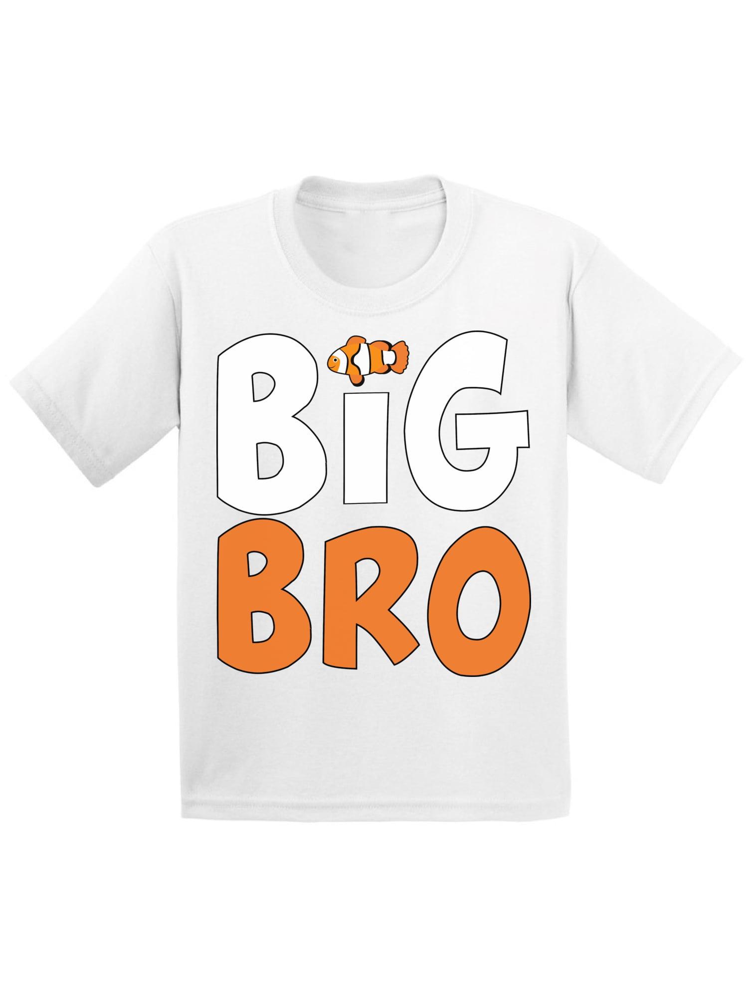 Awkward Styles - Awkward Styles Big Brother T-Shirt Fish ...