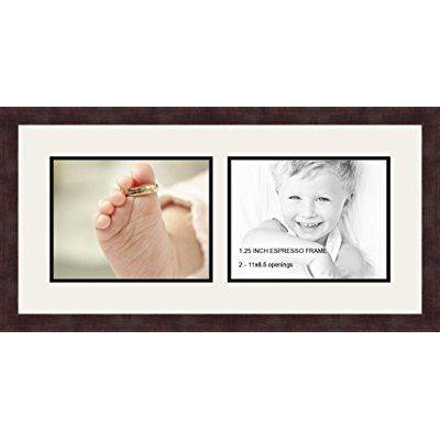 art to frames double-multimat-243-61/89-frbw26061 collage frame ...