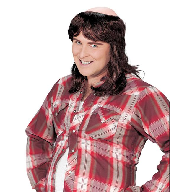 Costumes For All Occasions FW92049 Skullet Wig