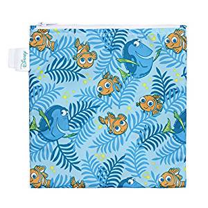 Kins Finding Nemo Reusable Sandwich Bag