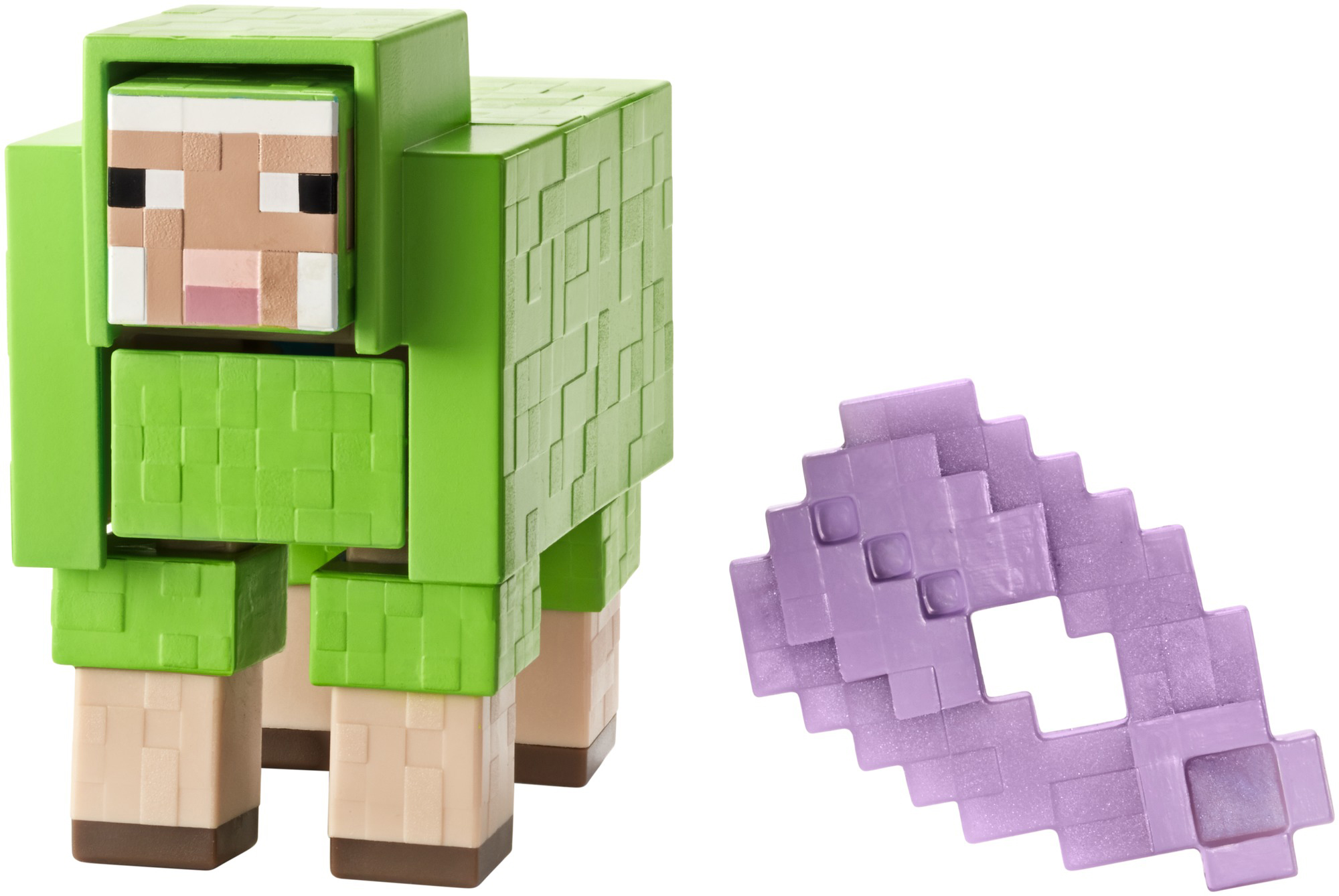 Minecraft Shearable Sheep Basic Figure by Mattel