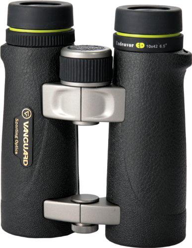 Vanguard 10x42 Binocular with ED Glass (Black) by Vanguard