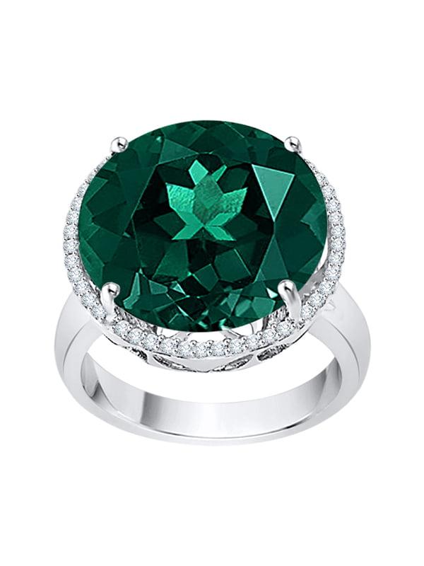 Size-6 G-H,I2-I3 Diamond Wedding Band in 10K White Gold 1//10 cttw,