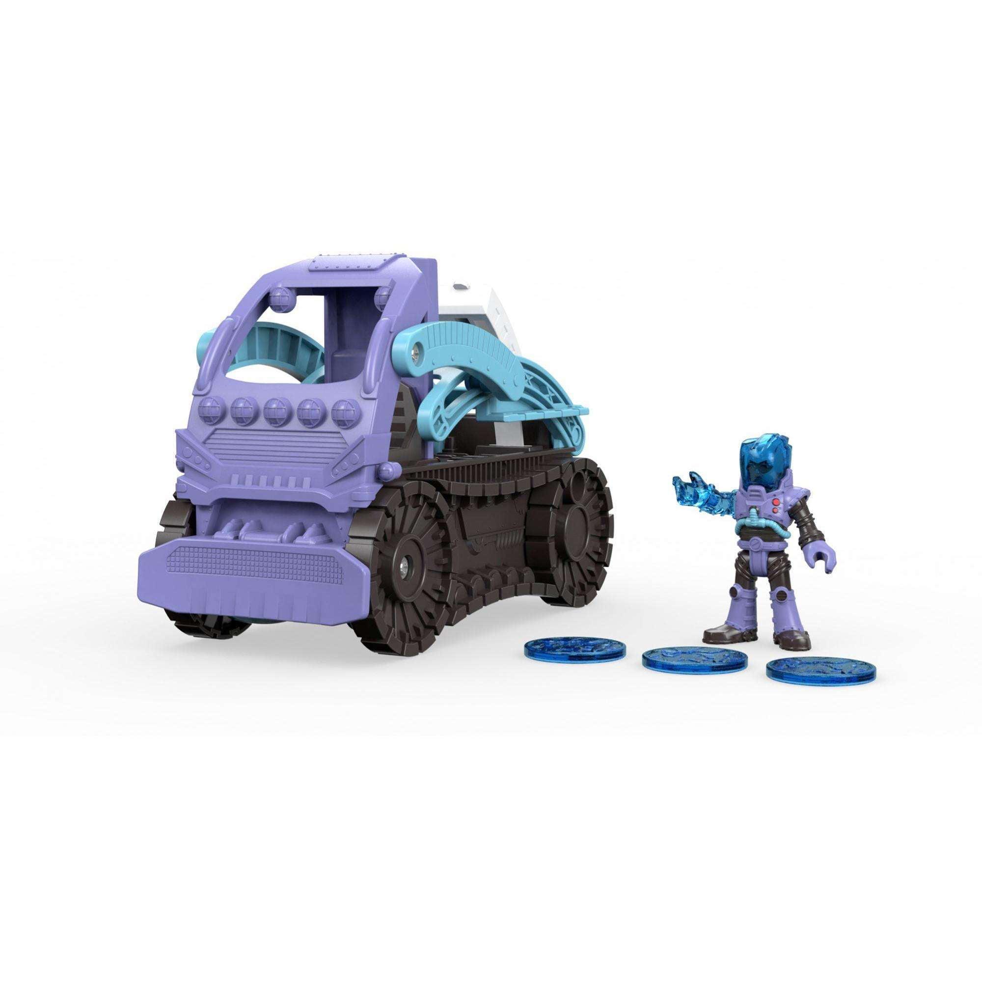 Imaginext DC Super Friends Mr. Freeze Snowcat