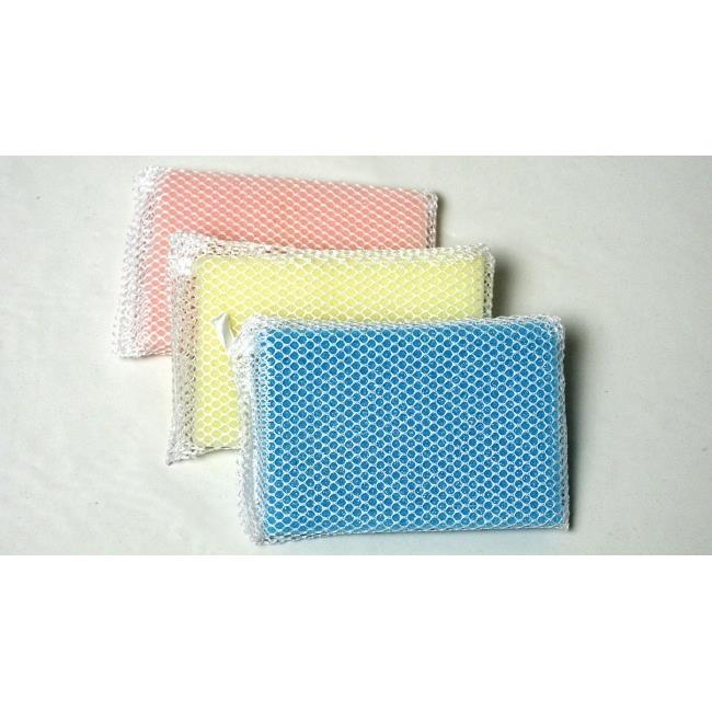 Chef Craft Dish Cleaning Pads, 3 pieces Case Of 72