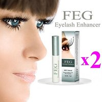 bd2ca9bc98d Product Image 2 PCS FEG Eyelash Growth Thicker Nourishing Enhancer Eyelash  Serum Pure Natural For Longer & Darker