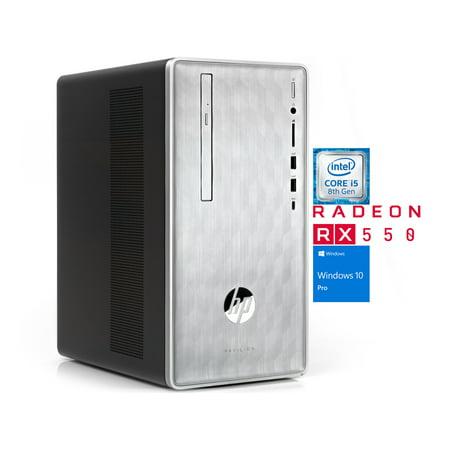 590 Bluetooth - HP Pavilion 590 Mini Tower, Intel Dual-Core i5-8400 Upto 4.0GHz, 16GB RAM, 512GB SSD + 1TB HDD, AMD Radeon RX 550 2GB, DVD-RW, DisplayPort, HDMI, DVI, Card Reader, Wi-Fi, Bluetooth, Windows 10 Pro