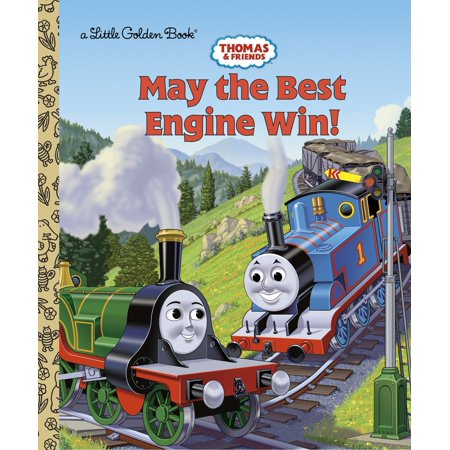 Thomas and Friends: May the Best Engine Win (Thomas &