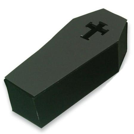 Halloween Coffin Silverware Caddy, 12 Count