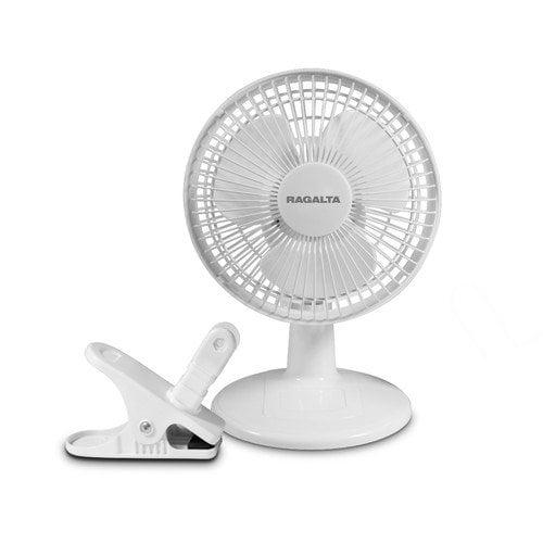 "Ragaita 6"" Desk/Clip-On Fan"