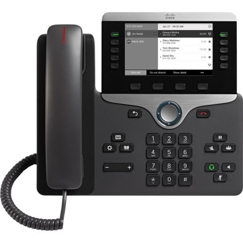 Cisco Ip Phone 8811 For 3rd Party Call Control