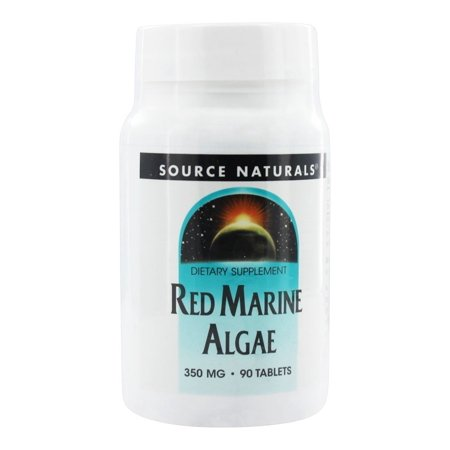 Source Naturals Source Naturals  Red Marine Algae, 90 ea