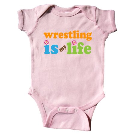 Wrestling Is My Life Infant - Life Size Creeper