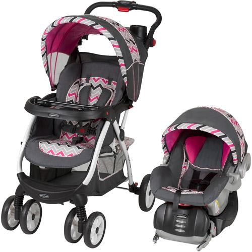 Baby Trend Encore Lite Travel System Estelle Walmart Com