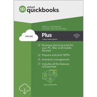 Intuit QuickBooks Online Plus 2019 (Email Delivery)