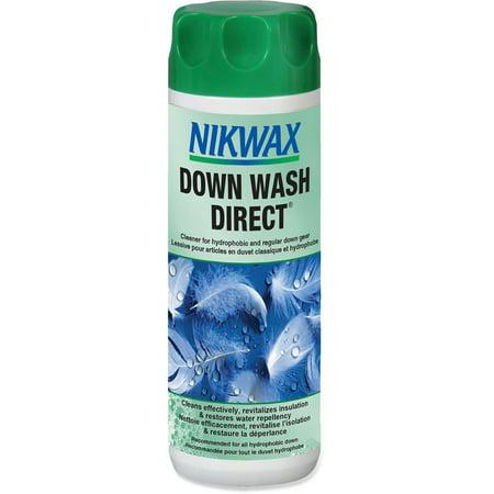 Nikwax Tech Wash - Nikwax Down Wash Direct