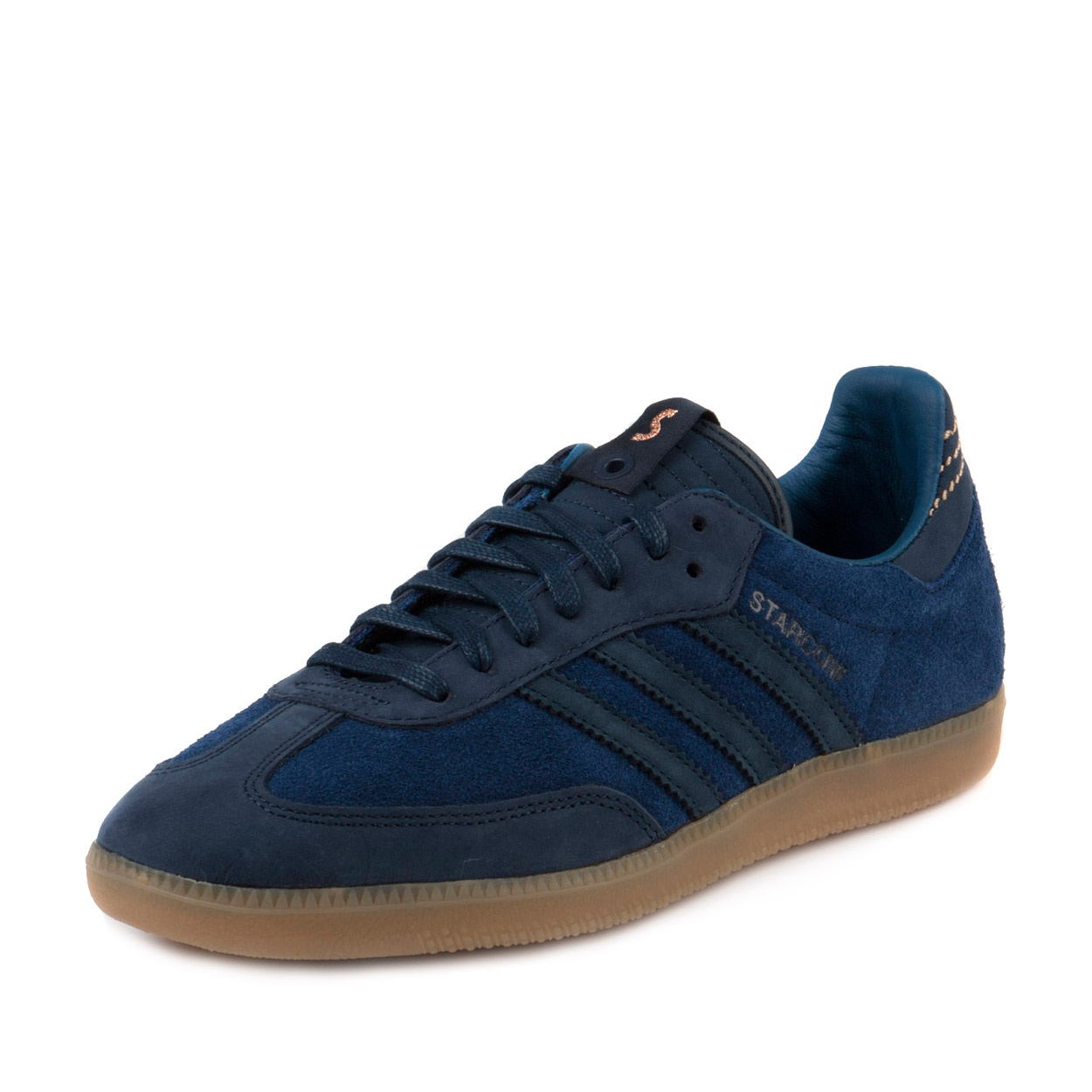 "Adidas Consortium Series Mens Samba ""Starcow"" Navy/Black-..."