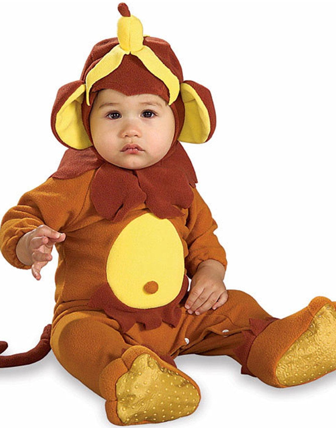 sc 1 st  Walmart & Monkey Costume Infant - Walmart.com