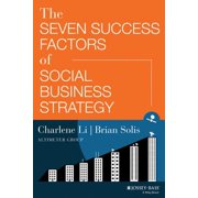The Seven Success Factors of Social Business Strategy - eBook