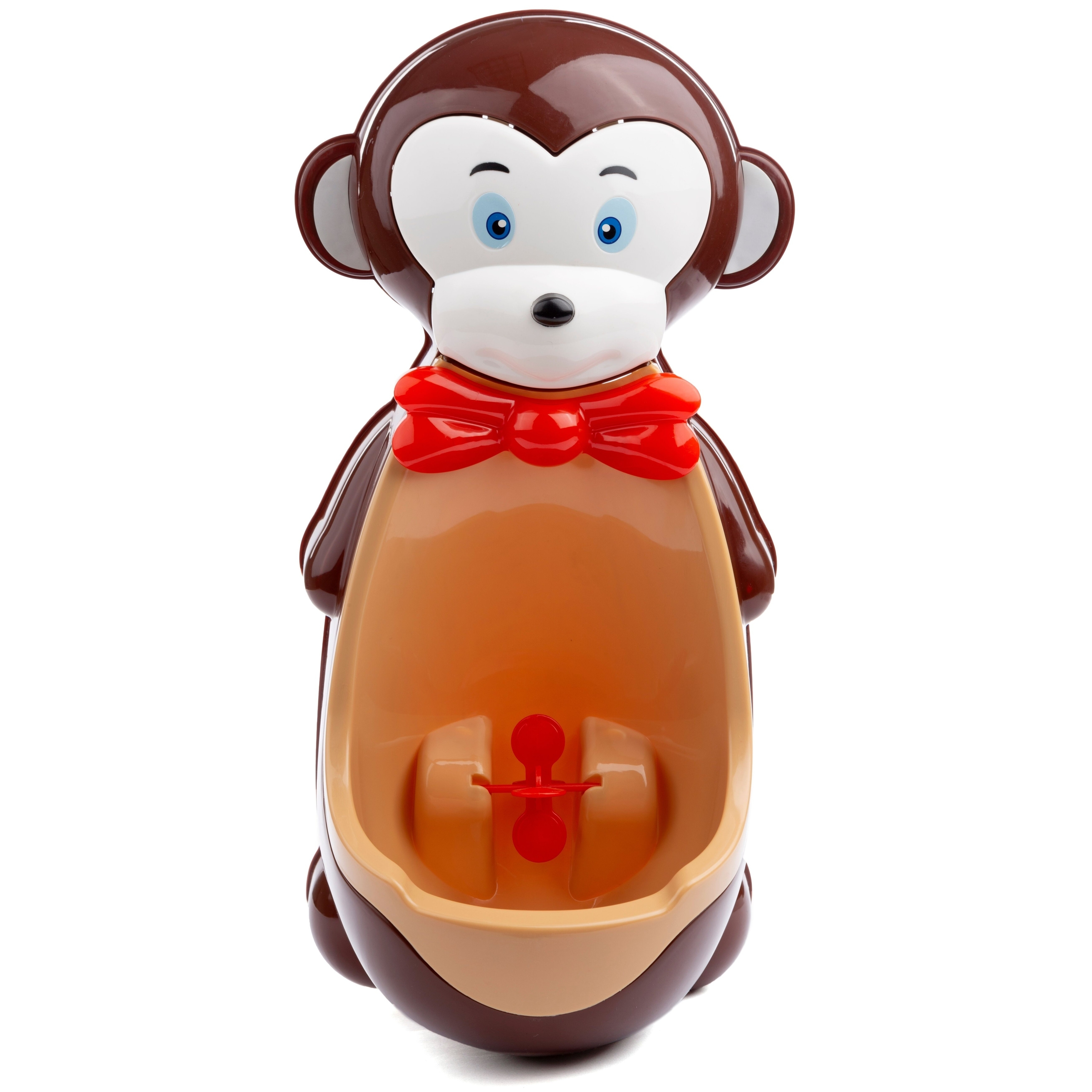 Potty Training Baby / Toddler Urinal with Aiming Target - Monkey