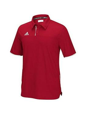 d8c2e2bbc551b4 Product Image Adidas Mens Adult Utility Polo Shirt Golf Sport Top Climacool  Color Choice 1849A