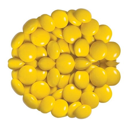 Yellow Chocolate Color Drops, 15 Pounds - Chocolate Drops