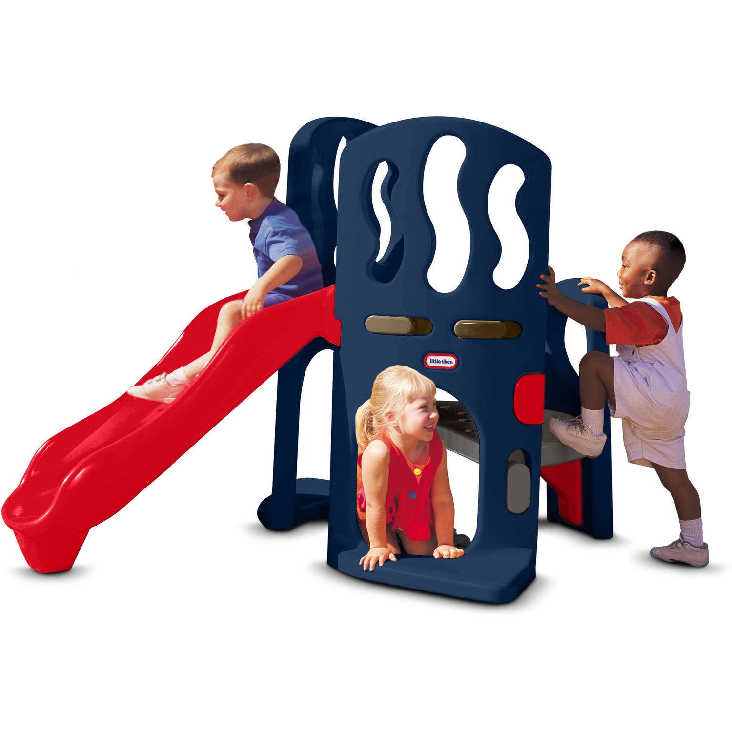 Little Tikes Hide & Slide Climber by MGA Entertainment