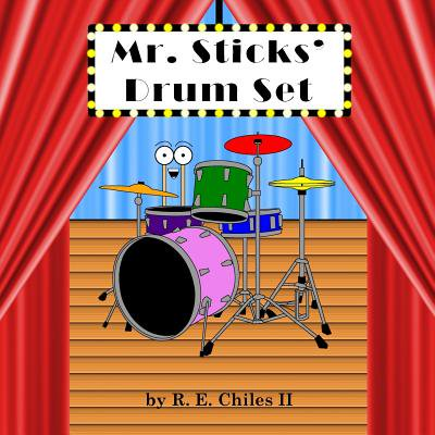 Mr. Sticks' Drum Set (Sp Drum Set)