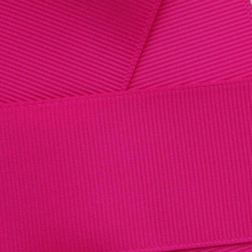 "7/8"" Grosgrain Ribbon Solid 550 Apple Green 5yd"