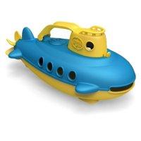 Green Lamb Green Toys Submarine Bath Toy (Yellow)