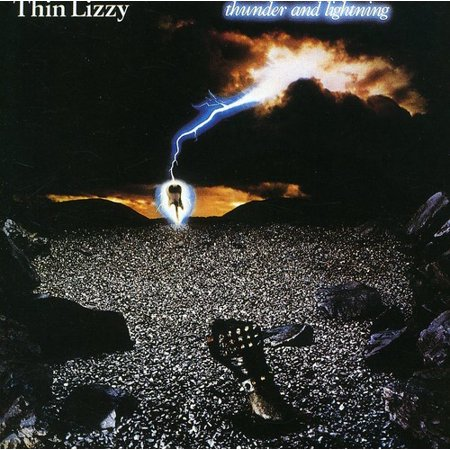 Thunder Vinyl - Thunder & Lightning (ger) (CD)