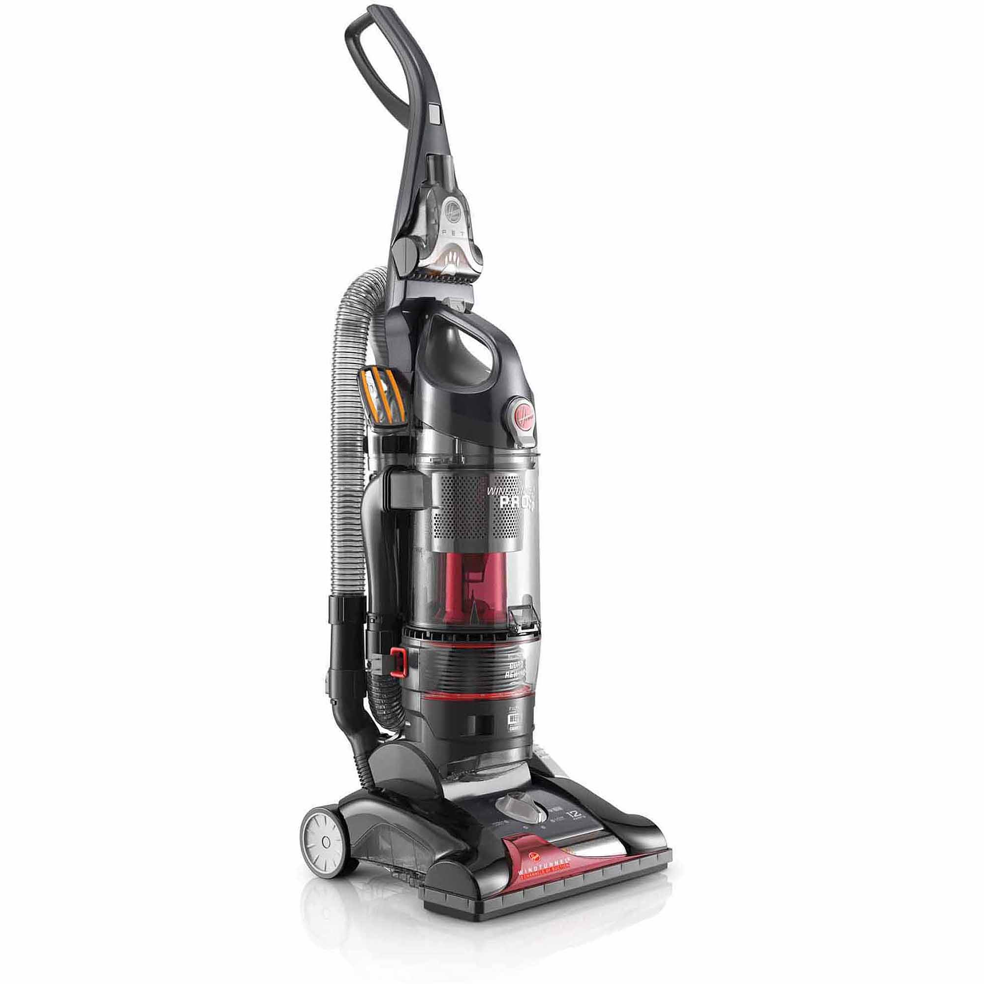 Hoover WindTunnel 3 Pro Pet Bagless Upright Vacuum, UH70931PC