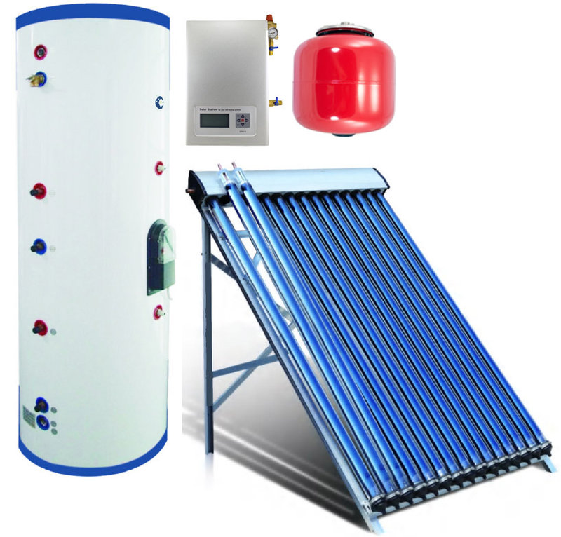 700 Liter Duda Solar Water Heater Active Split System Dua...